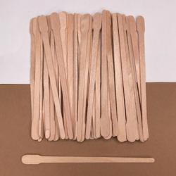 Палочки для воска (лопатки) №1 NIKK MOLE (100 шт)