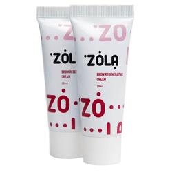 Регенерирующий крем для бровей ZOLA 20 мл