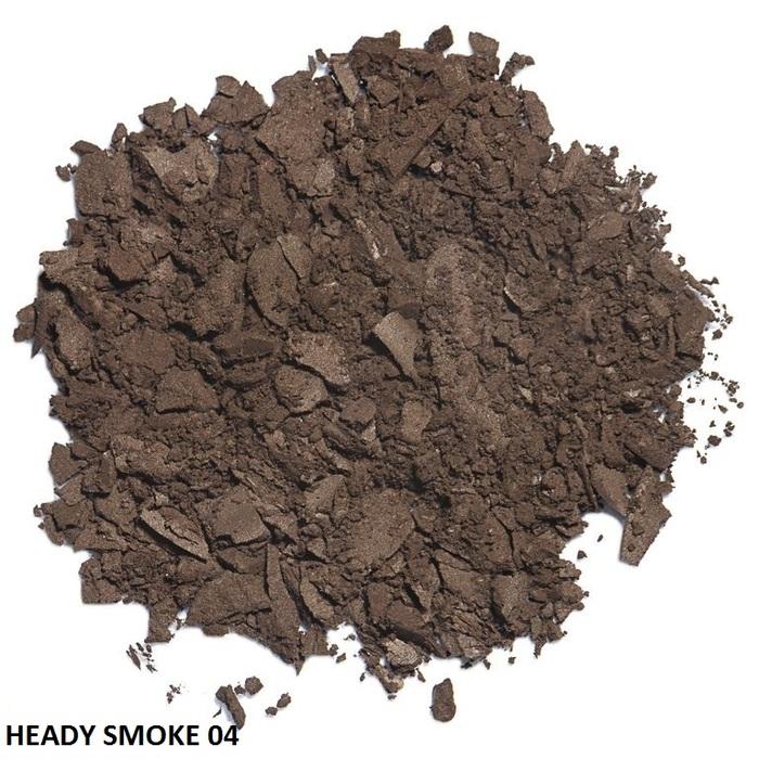 Профессиональная палетка теней для бровей BESPECIAL Powder Pick — 4 цвета, холодная гамма