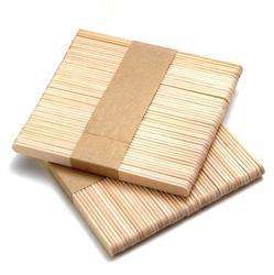 Шпатели деревянные средние (0,9 x 13,5 см)