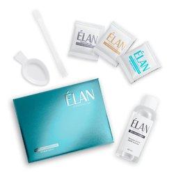 Гель-краска для бровей и ресниц Elan 02 Dark Brown