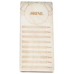 Планшет SHINE для ресниц (размер S), 17*7,5 см