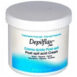 Сливки после эпиляции Depilflax Post Epil Acid Cream 500 мл