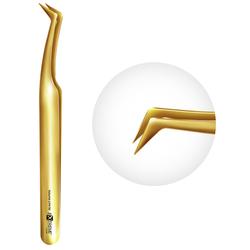 "Пинцет Extreme Look ""Gold Delicious"" L"