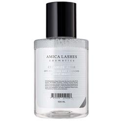 Церамидная вода Amica Lashes Ceramide Aqua Off Eyelashes and Eyebrows Makeup Remover 100 мл