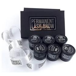 Хна для бровей Permanent Lash&Brow (6 х 20 мл)