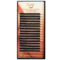 Ресницы черные I-Beauty Mink (МИКС) 20 линий