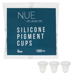 Капсы NUE для пигмента силиконовые (100 шт.)