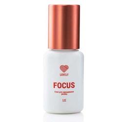 Клей черный Lovely «Focus»