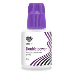 Клей чёрный Lovely «Double Power»