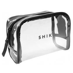 Косметичка прозрачная из пластика SHIK Clear cosmetic bag