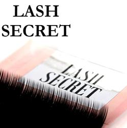 Lash Secret ресницы чёрные изгиб C, C+, D, L