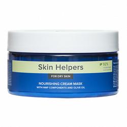 Питательная крем-маска для сухой кожи с компонентами NMF и маслом оливы «Botanix. Skin Helpers», 200 мл