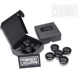 Набор хны для бровей Permanent Lash&Brow (5 х 2,5 г)