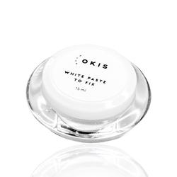 Паста белая для фиксации эскиза бровей OKIS Brow, 15 мл