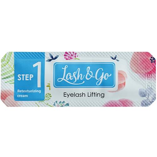 Lash&Go составы для ламинирования №1 / №2 / №3