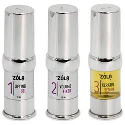 Составы для ламинирования ресниц и бровей ZOLA 10 мл