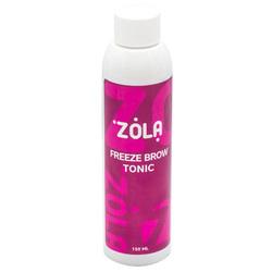 Тоник охлаждающий для бровей ZOLA Freeze brow tonic 150 мл