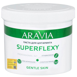 "Паста для шугарингаARAVIA Professional ""SUPERFLEXY Gentle Skin"", 750 гр"