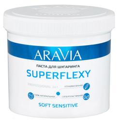 "Паста для шугаринга ARAVIA Professional ""SUPERFLEXY Soft Sensitive"", 750 гр"
