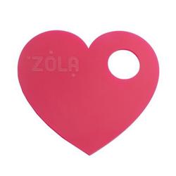 Палитра для смешивания сердце ZOLA