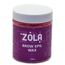 Воск для коррекции бровей в гранулах ZOLA Brow Epil Wax 150 г